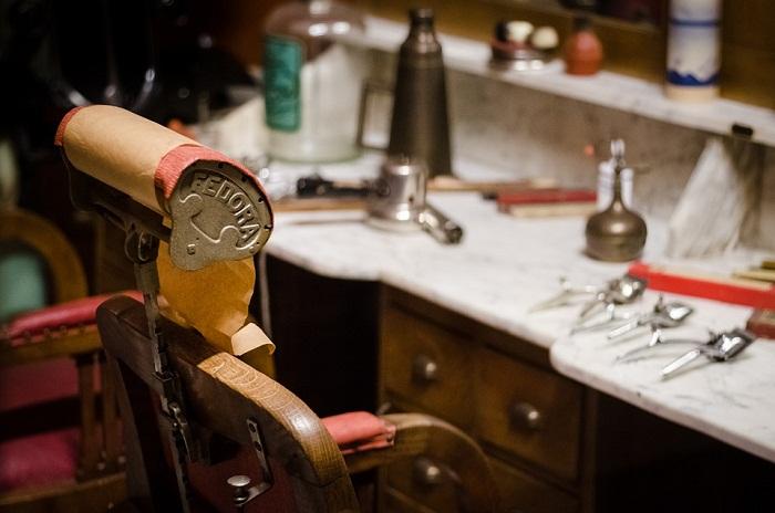 barber barbershop lifestyle third millennium man